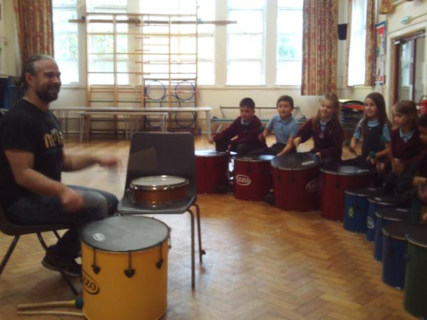 Samba Drumming Oct 2017 (14)