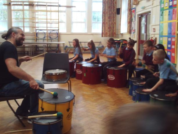 Samba Drumming Oct 2017 (23)